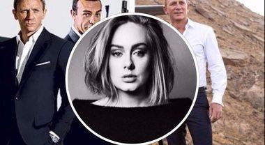 Daniel Craig sarà ancora 007, per i bookmaker tornerà anche Adele