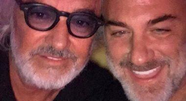 """Gianluca Vacchi e Briatore amici per la pelle: la loro ultima avventura. """"Nulla ci può fermare"""""""