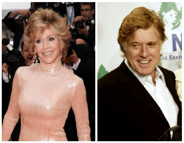 Mostra del Cinema di Venezia, Leoni d?oro alla carriera a Fonda e Redford