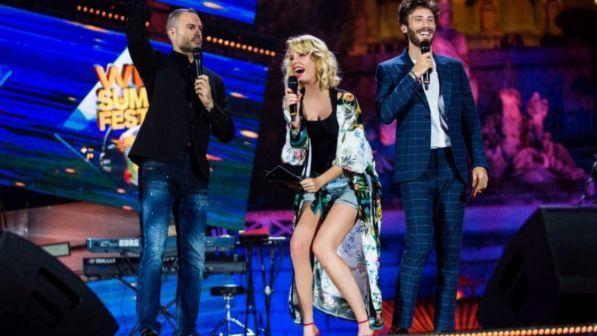 """""""Wind Summer Festival"""", si balla e si canta con Gabbani"""