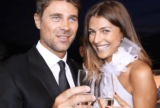 Cristina Chiabotto e Fabio Fulco sposi: