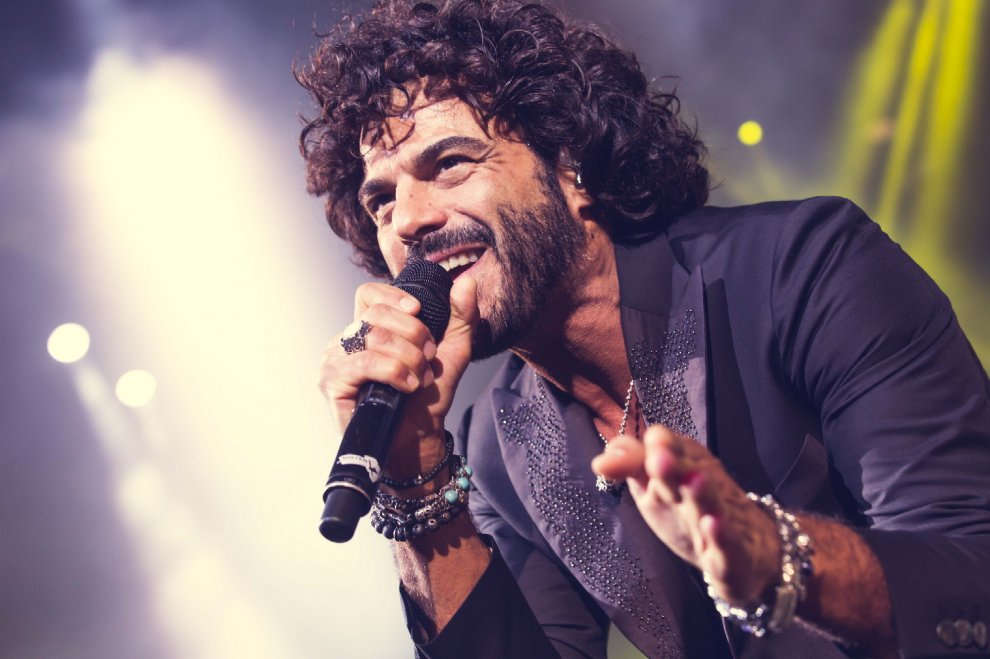 """Francesco Renga domenica all'Auditorium: """"Canto l'amore perché guida tutta la nostra vita"""""""