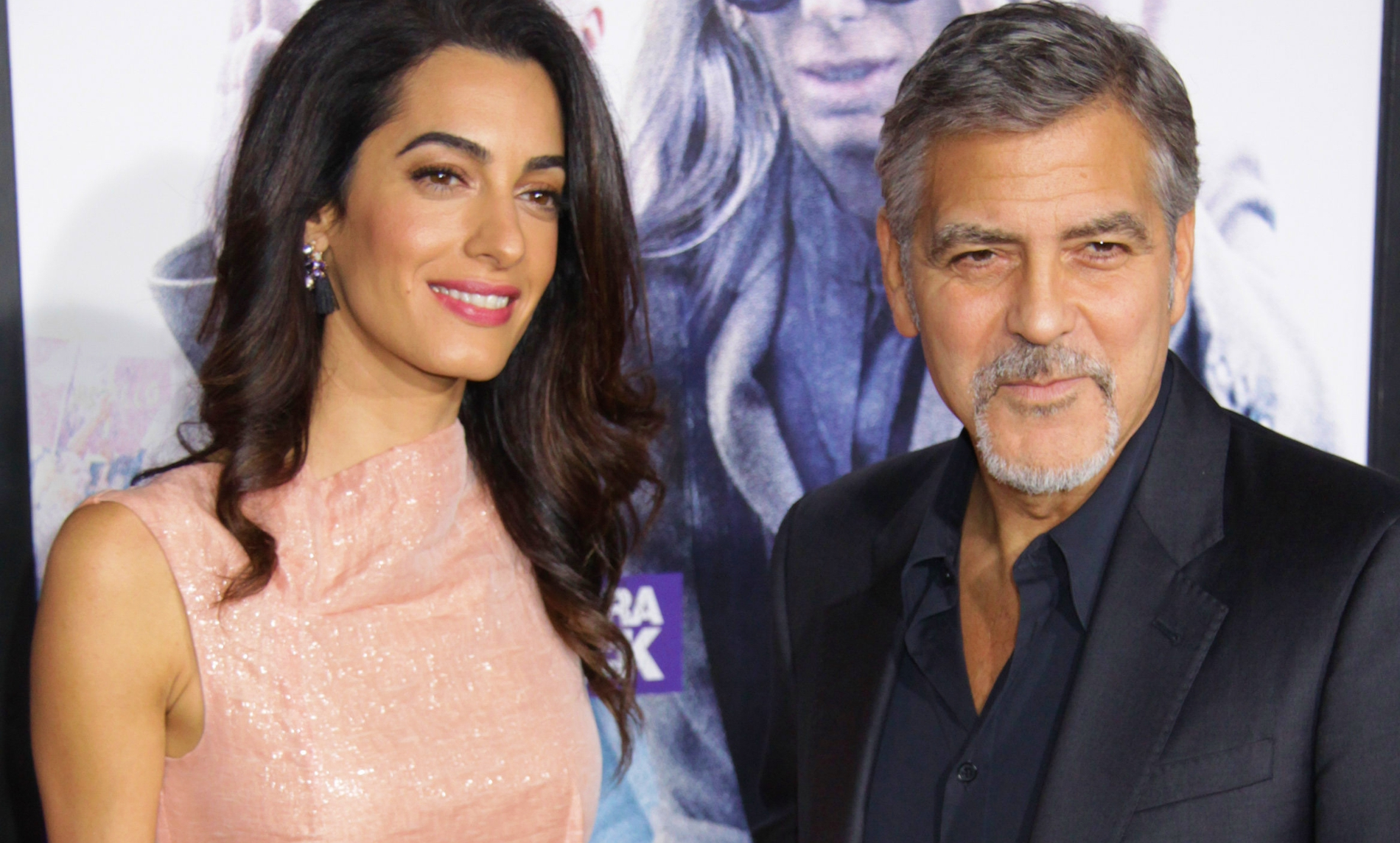 George Clooney querela un settimanale francese per le foto dei gemelli