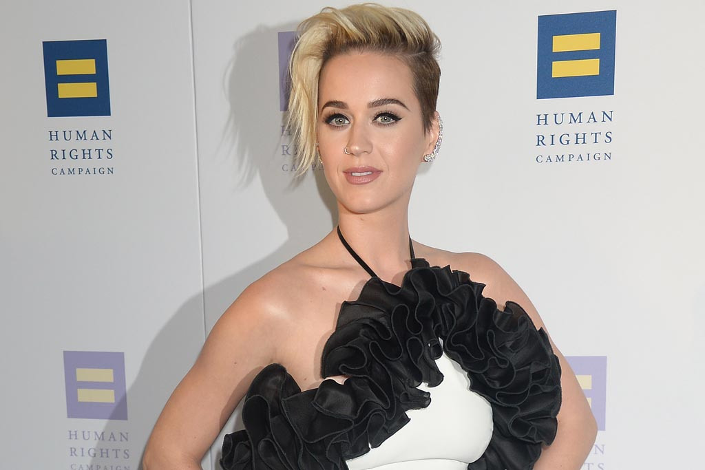 "Katy Perry al timone degli ""Mtv Video Music Awards"""