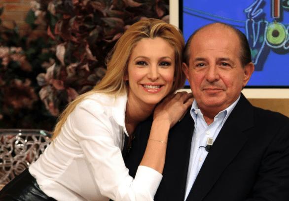 """Adriana Volpe e l'addio a Magalli: """"Al mio fianco avrò un signore. E giovane""""."""
