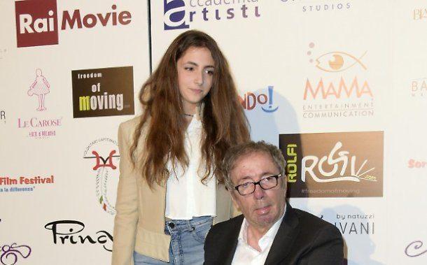 La figlia di Francesco Nuti: