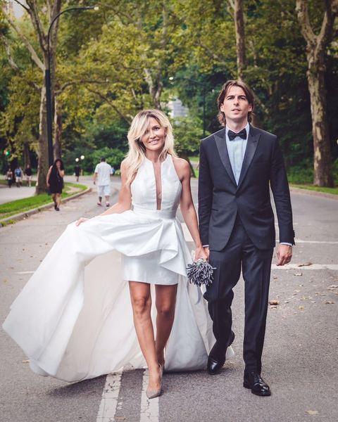 Alessandro Onorato sposa la giornalista Caterina Baldini, fuga a New York per nozze a Central Park