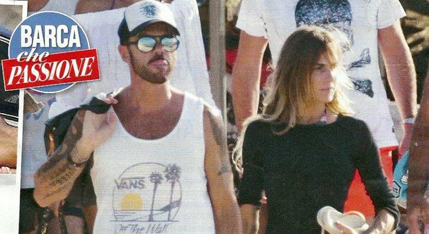 Eleonora Pedron innamorata, eccolo con l'ex gieffino e deejay Tommy Vee