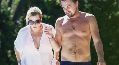 La trasformazione fisica di Leonardo di Caprio e Kate Winslet dopo 20 anni dal film Titanic