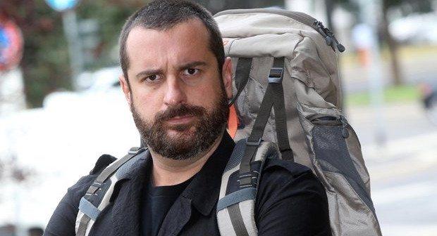 """Costantino torna con Pechino Express: """"E vorrei in viaggio Veronica Lario"""""""