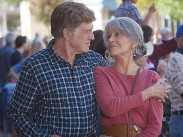 Robert Redford e Jane Fonda di nuovo insieme in un film
