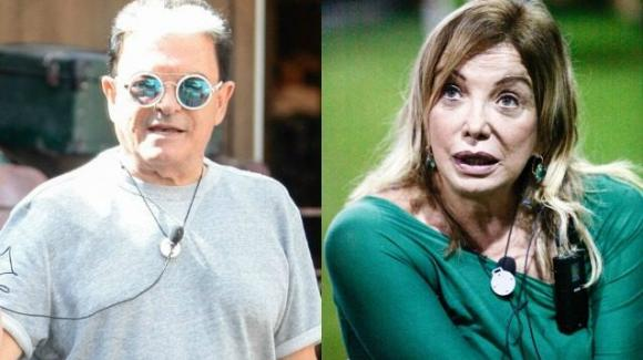 """""""Grande Fratello Vip"""", faccia a faccia tra Cristiano Malgioglio e Simona Izzo"""
