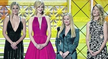 Emmy, vincono The Handmaid's Tale e Big Little Lies. Moss e Kidman regine