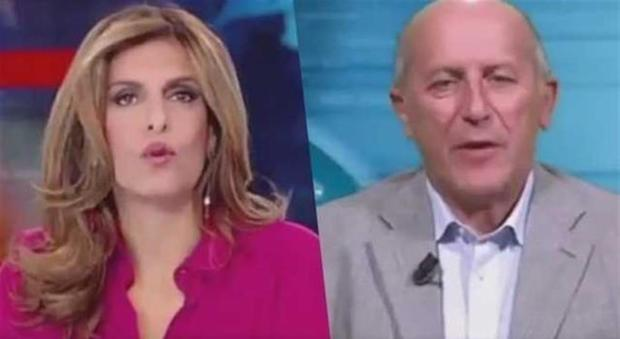 Licenziato Luigi Bignami, il giornalista che corresse la gaffe al Tg5