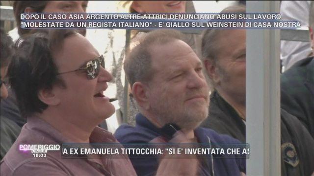 Chi è il Weinstein italiano? Le attrici rivelano le molestie subite