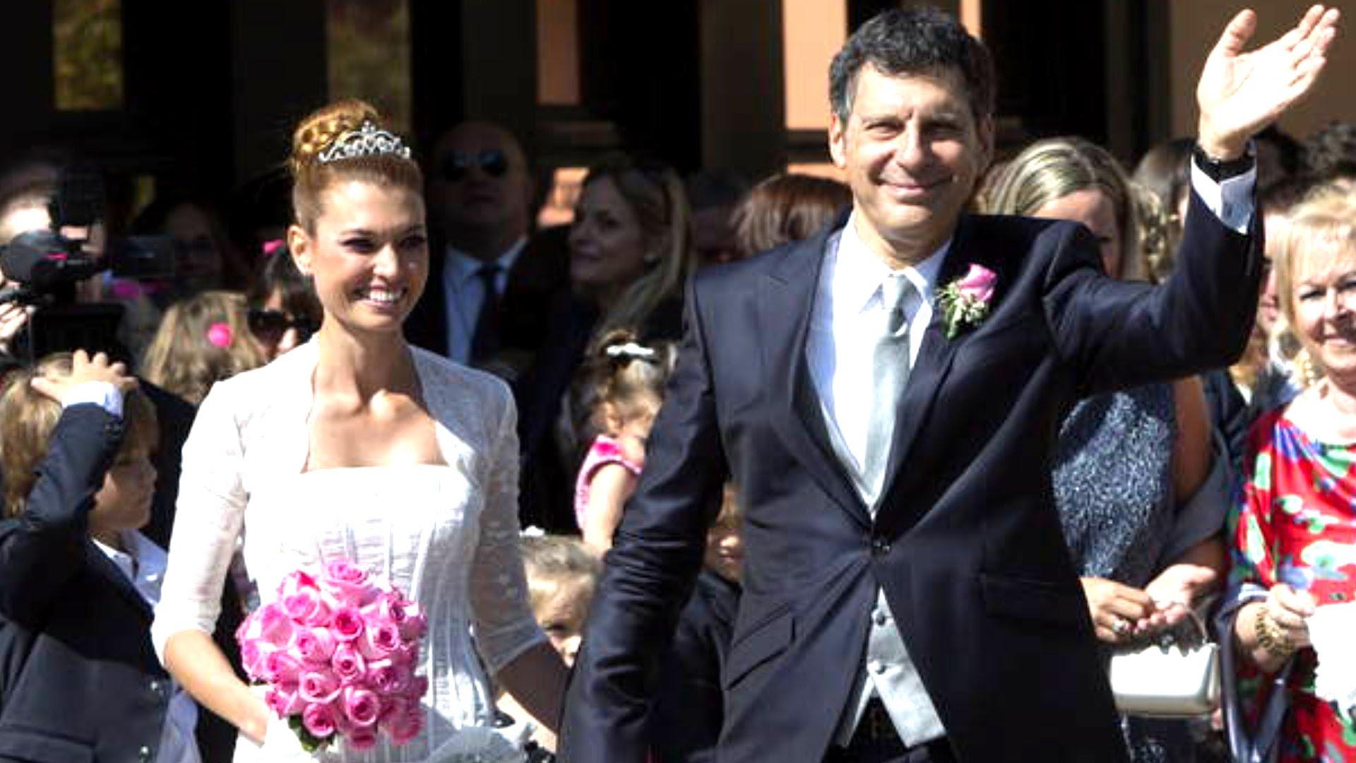 Fabrizio Frizzi e la malattia, la decisione toccante della moglie Carlotta