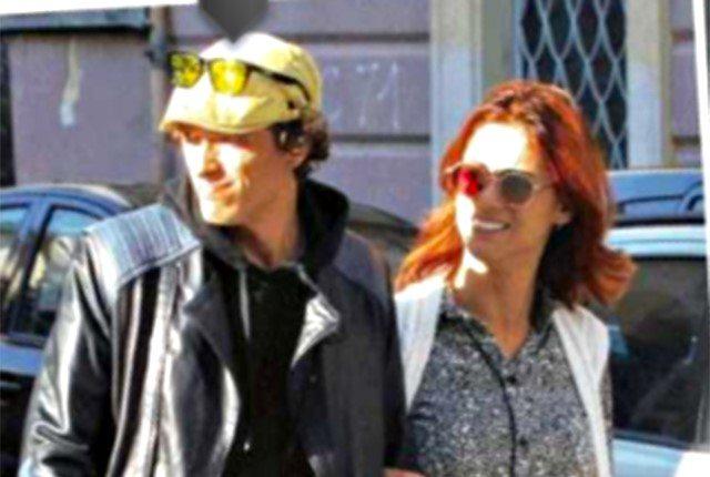 """Miriam Leone innamorata, eccola col fidanzato Matteo Martari: """"Si sono conosciuti sul set"""""""
