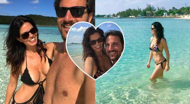 Laura Torrisi supersexy ai Caraibi con il suo Luca Betti. Foto boom su Instagram