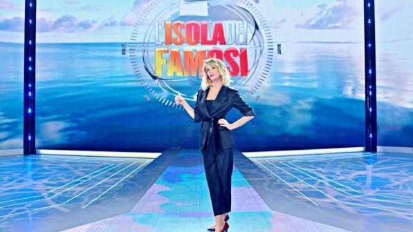 Isola dei famosi, prima puntata con il botto: 25,5% di share