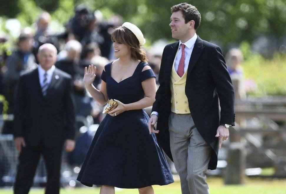 Dopo Harry anche la principessa Eugenia si sposa: il futuro marito è un manager di nightclub