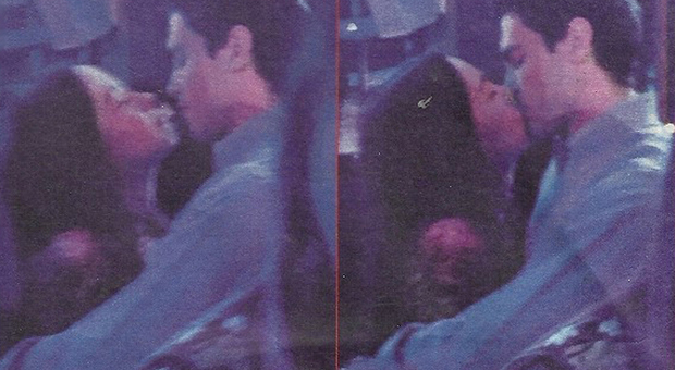 Aurora Ramazzotti e Goffredo Cerza inseparabili: cena romantica e baci hot in discoteca