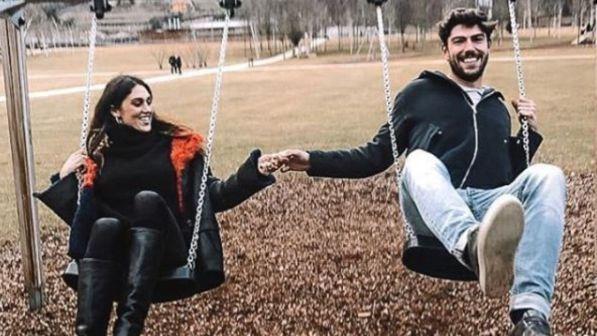 Cecilia Rodriguez e Ignazio Moser, amore tra i monti