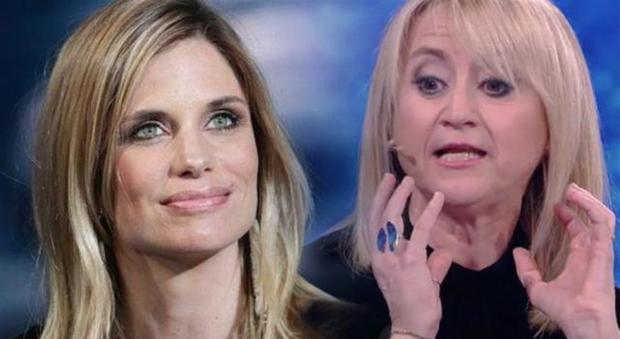 Che tempo che fa, gaffe di Luciana Littizzetto su Filippa Lagerback: «Hai spiattellato le mie cose»