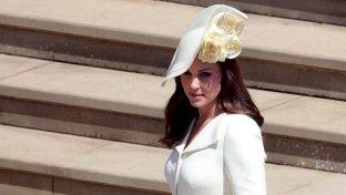 Kate Middleton in splendida forma un mese dopo il parto