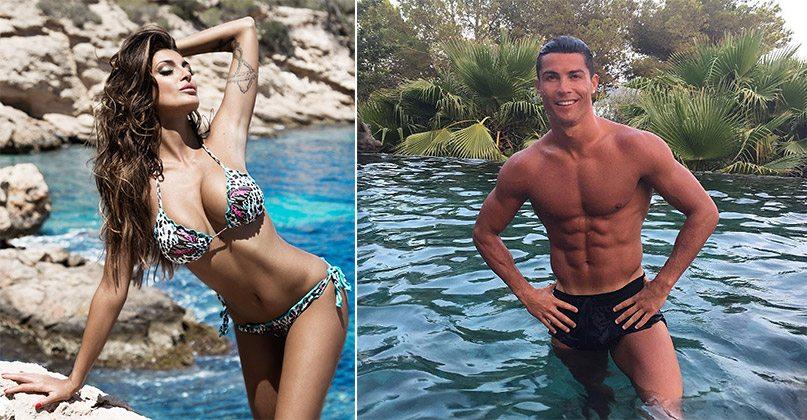 Cristina Buccino e Cristiano Ronaldo, è ancora amore: