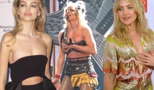 Se.ni in fuga, da Britney Spears a Ria Antoniu: guarda che show