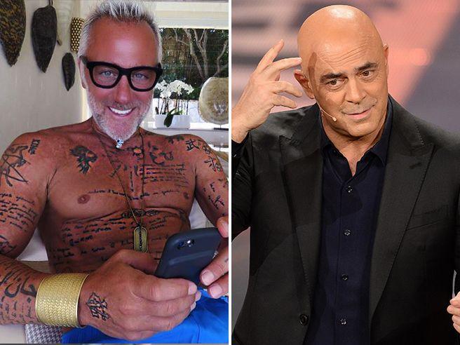 "Gianluca Vacchi contro Maurizio Crozza: ""Non vivo di rendita e tu non fai vita francescana..."""