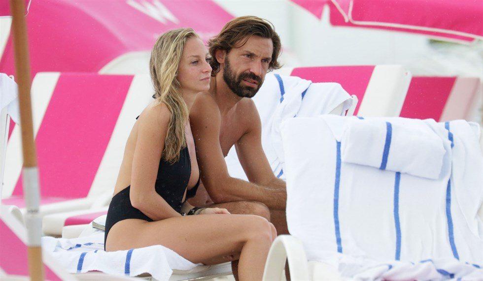 Andrea Pirlo sarà ancora papà: Valentina è incinta