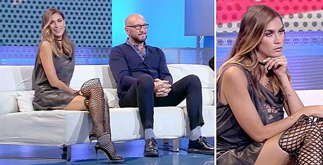 """Melissa Satta senza mu. tan. dine in tv: """"Sono vittima di bullismo"""". La rabbia, l'orgoglio e… la denuncia"""