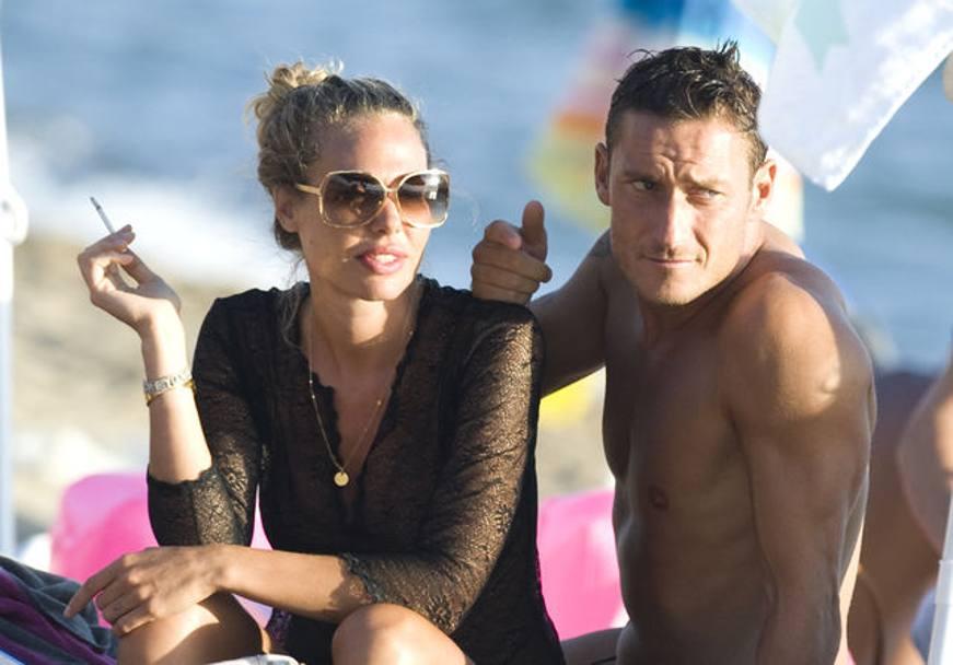 """Parla Francesco Totti: """"Io, Ilary Blasi e… il quarto figlio: Cristian vuole un fratello maschio"""""""