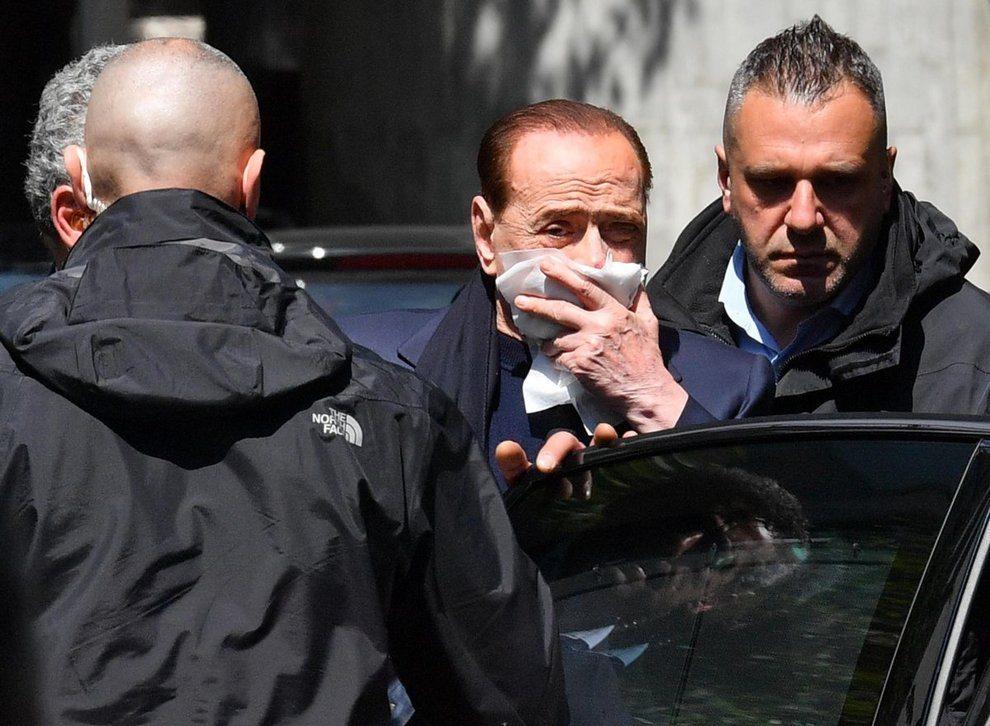 Paura per Silvio Berlusconi: