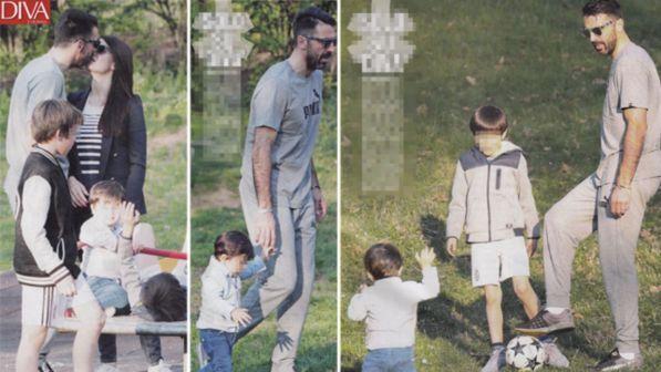Dopo la sofferenza, Gigi Buffon si gode la sua Ilaria