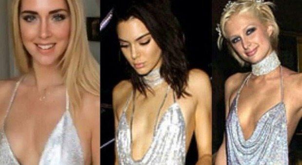 Chiara Ferragni anticipa la festa per i 30 anni, ma scivola sul vestito ...