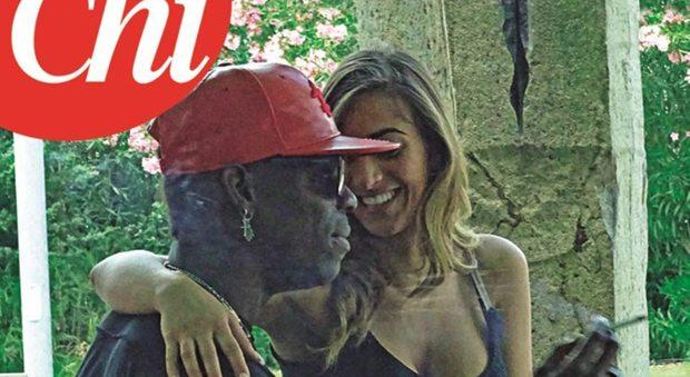 Mario Balotelli innamorato: eccolo con la fidanzata Serena