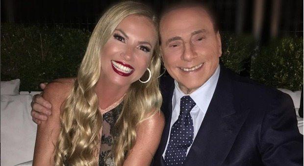 """La sorpresa di Berlusconi, si presenta alla festa di Federica Panicucci: """"Un regalo bellissimo"""""""