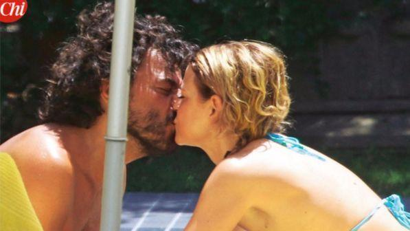 Per Francesco Renga estate d?amore con Diana