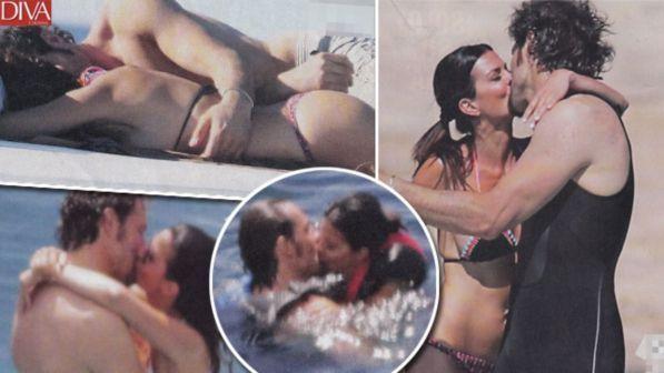 Laura Torrisi travolta dall?eros in barca con Luca