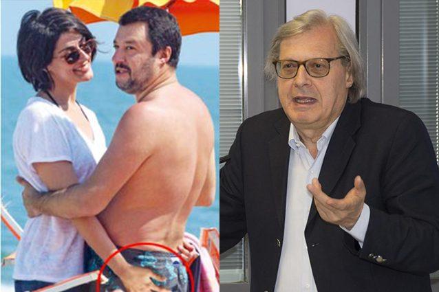 Salvini tradito, Sgarbi choc: