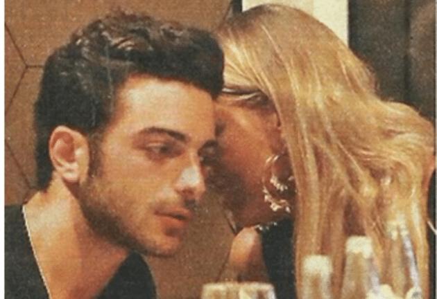 Gianluca de Il Volo insieme alla figlia di Eva Henger: il gossip impazza
