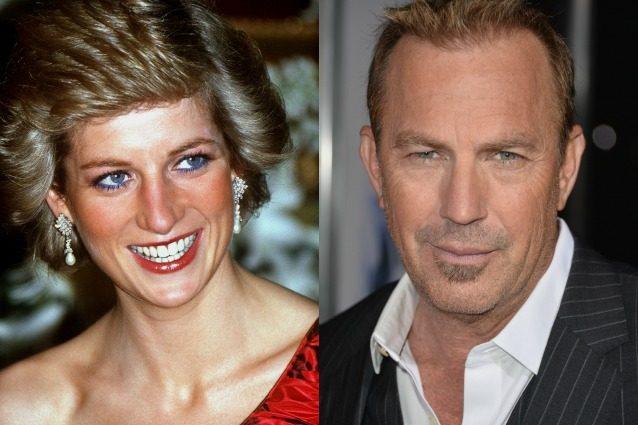 """Lady Diana, l?ex capo della sicurezza dei Windsor: """"Anche Kevin Costner tra i suoi amanti"""""""