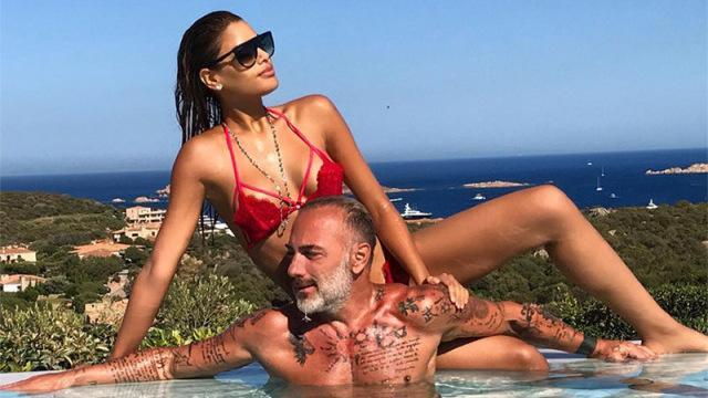 Gianluca Vacchi, messaggio commovente della fidanzata Ariadna Gutierrez