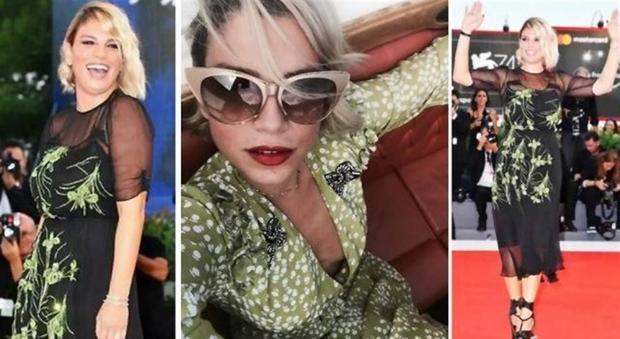 'Il seno dov'è?', la foto di Emma Marrone dimagrita a Venezia 74 scatena commenti