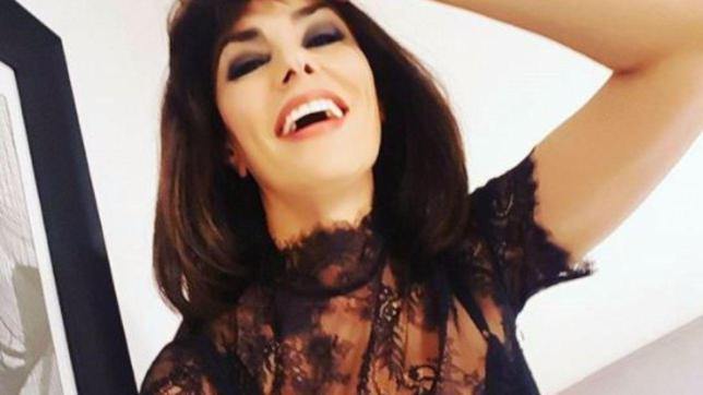 Maria Grazia Cucinotta, le trasparenze infiammano Instagram