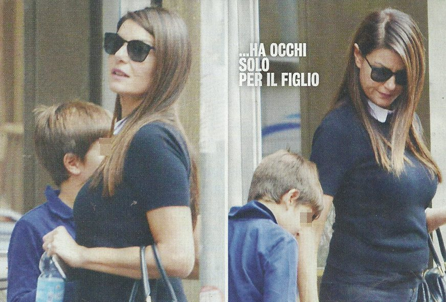 Gigi Buffon e Ilaria D'Amico verso le nozze e spunta il pancino sospetto