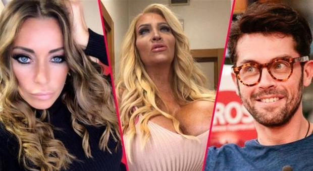 Domenica Live, Allegra Cole 'umiliata' da Raffaello Tonon e Karina Cascella per la sua 15esima di seno: i fan indignati
