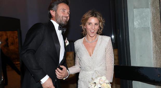 Carlo Cracco sposa Rosa Fanti a Milano, Lapo Elkann testimone di nozze al matrimonio